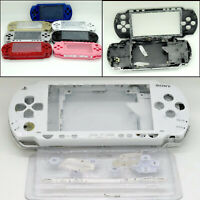 Game Console Housing Shell Case Full Controller Cover Repairing Part for PSP1000