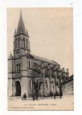 21 - cpa - GEVROLLES - L'église   (A2459)