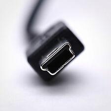 Mini usb données sync câble/cordon d'alimentation pour Garmin GPS Astro 220/T/M 220L/M/T-2M