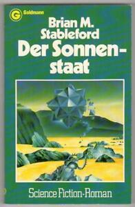 1 E - Brian M. Stableford, Der Sonnenstaat, G 23316