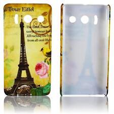 Samsung Galaxy Ace 2 Funda protectora móvil estuche funda trasera case torre Eiffel
