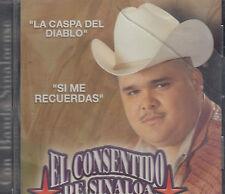 El Consentido De Sinaloa La Caspa Del Diablo New Nuevo Sealed