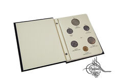 Iraq Commemorative Coin Album 1959 1970 1971 1972 1973 1975 1979 1980 1982 etc