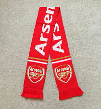 ARSENAL FC Scarf Brand New Good Size Great Quality Knitted Scarf
