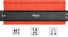 Konturenlehre Profilschablone mit Magnet Profillehre 260mm für Kacheln & Paneele