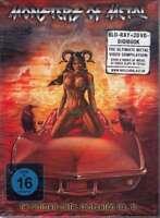 Varios Artistas - Monsters Of Metálica 10 Nuevo DVD