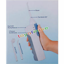 Electric Water Dental Flosser Oral Hygiene Irrigator Water Floss Jet Pick HOT