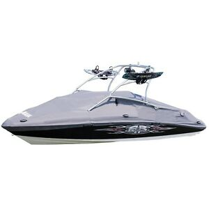 YAMAHA 242 Limited S 2015-2016 Boat PREMIUM Mooring Cover GRAY MAR-242TR-GY-15