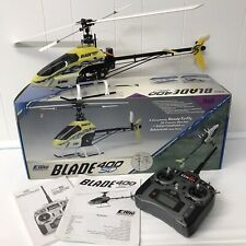 E-Flite BLADE 400 3D Remote control Helicopter with box