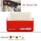 OBD2 OBD Performance Tuning Chip Box For Gas/Petrol Car Vehicles Plug&Drive Red