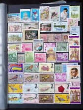 COLLECTION OF MAURITIUS STAMPS