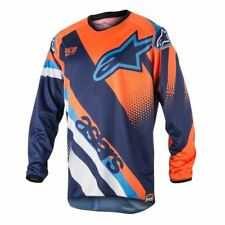 ALPINESTARS Racer Supermatic Jersey Racing Gear Motorcycle *CLEARANCE SALE*