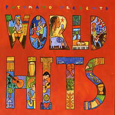 Putumayo Presents: World Hits (CD, Aug-2007, Putumayo) TOSH, SANTANA, CLIFF, ETC
