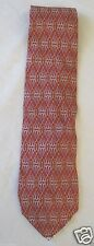 Gucci Silk Necktie Red Designed by Paolo Gucci