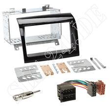 FIAT DUCATO DOPPIO 2 DIN Radio Telaio di montaggio ISO adattatore pannello Radio Set Completo