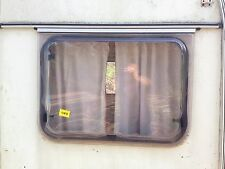 Polyplastic,Caravan window, width 29 1/2 inches x 22 1/4 inches high, roxite 94