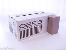 Case 20 Dry SEC Oasis Bricks Floristry Foam Blocks for Silk & Dried Flowers