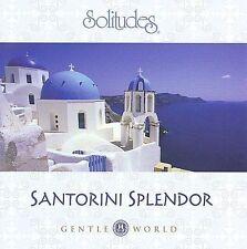 Santorini Splendor by Dan Gibson (CD, Oct-2006, Solitudes)