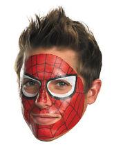 Spider-Man Face Tattoo Marvel NWT