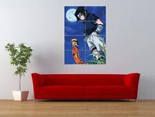Naruto Anime Manga Japan Full Moon Giant Wall Art Poster Print