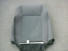 Saab 9-3 gray cloth front seat back cover