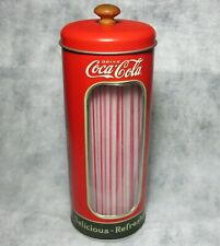 Coca Cola Straw Dispencer