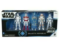 Star Wars Celebrate The Saga Action Figure Collection 5 Pack - Galactic Republic