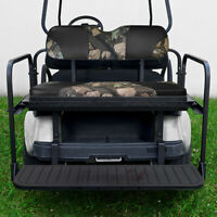 A New Universal Golf Cart Seat Kits Footplate Anti-Skid Mat.Dark Grey Luxury Mat