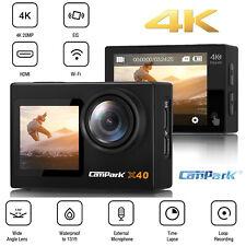 Action camera 4k wifi Sport Camera Dual Screen EIS Waterproof Remote Control