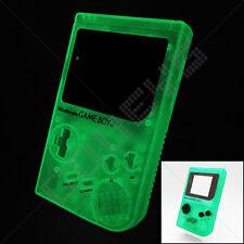 Nuevo Verde Resplandor en la oscuridad Nintendo Game Boy DMG Caja Original/Shell/vivienda