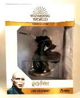 "Eaglemoss Wizarding World Harry Potter ""Lord Voldemort"" 1:16 Scale Figure New"