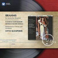 Otto Klemperer - Brahms: Ein deutsches Requiem [CD]