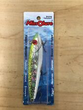 "MirrOlure Sinking Twitchbait, STTR CFPR, 3 5/8"", 1/2oz"
