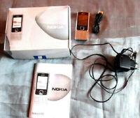 Nokia 6300 Silber Gebraucht Ohne Simlock TOP OVP RAR  Imei gleich Handy