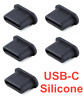 5x Universal Anti-Dust Stopper Plug USB Type-C Samsung S8 S9 S10 Huawei P10 P20