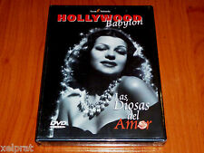 HOLLYWOOD BABYLON Las diosas del amor - ENGLISH / ESPAÑOL - Precintada
