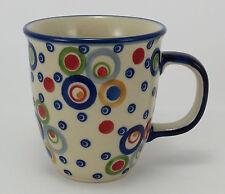 Bunzlauer Keramik Tasse MARS - Becher - 0,3 Liter (K081-AS38) U N I K A T modern