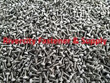 (100) M3-0.5x8 Socket Allen Head Cap Screws / Bolt Stainless M3x8mm / 3mm x 8mm