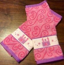 Croscill® Christina Fingertip Towel in Rose