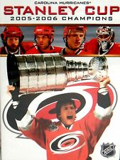 NHL Stanley Cup 2006 Carolina Hockey,NEW! DVD,FREE SHIP! OILERS,GAME 7,CAM WARD