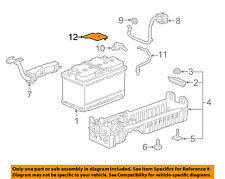Saturn Gm Oem 2008 Astra 1 8l L4 Battery Box Cover 13157732 Fits