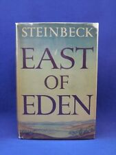 EAST OF EDEN John Steinbeck 1st Edition First Print, 1st state dust jacket, 1952