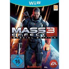 Mass Effect 3 -- Special Edition (Nintendo Wii U, 2012, DVD-Box)