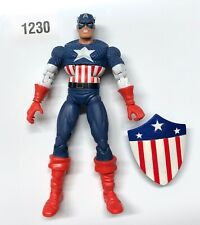 Marvel Legends First Appearance CAPTAIN AMERICA from Brood Series Hasbro 2007