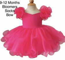 4 dresses Infant/toddler/kids/baby/Girl's Pageant Dress