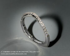 A.JAFFE .24CT TW VS1 F, Matching Wedding Band (Item 497)