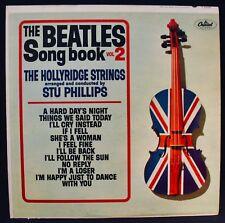 THE BEATLES SONG BOOK VOL. 2-Near Mint Album-CAPITOL #T 2202 (Rainbow Label)