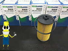 Premium Oil Filter for Chevrolet Cruze w/ 1.4L & 1.8L Engine 2011-2015 Pack of 6