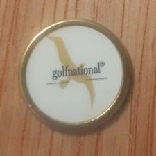 Golf National Ball Marker (D10)