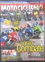 REVISTA MOTOCICLISMO,AÑO 1998,NUMERO 1570,El gran combate.